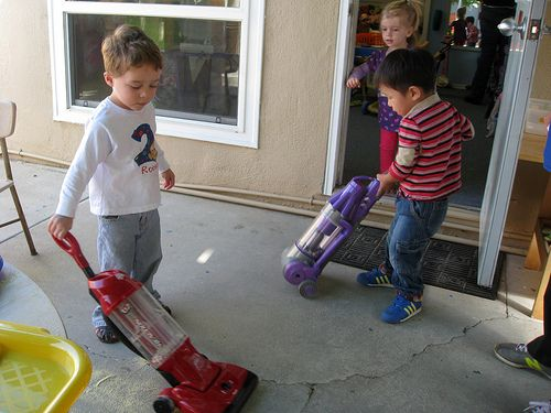 Just Like Home Toy Vacuum : Images about toy vacuum cleaner for kids on