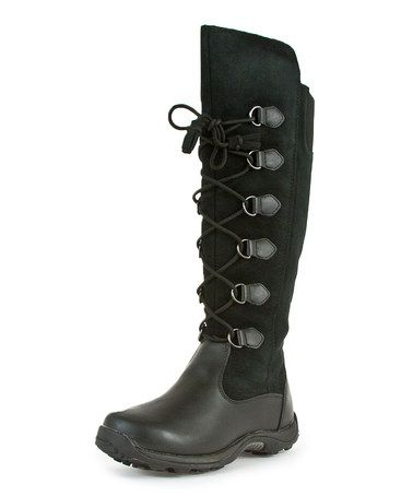 Take a look at this Black Madison Boot - Women by Baffin on #zulily today