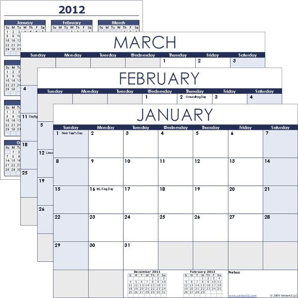 Top 17 idei despre Free Calendar Template pe Pinterest Filofax - calendar template on word