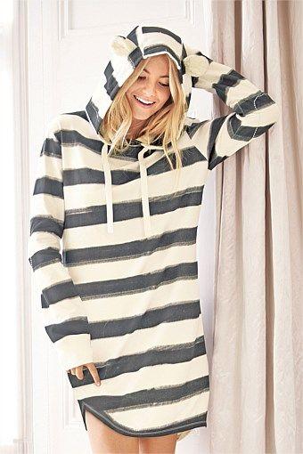 Next Stripe Novelty Nightshirt - EziBuy New Zealand