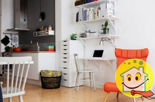 Apartemen Kecil Dengan Interior Cerdik Terorganisir | 18/11/2014 | Album foto: Apartemen Kecil dengan Interior Cerdik Terorganisirsolusiproperti.com ... http://news.propertidata.com/apartemen-kecil-dengan-interior-cerdik-terorganisir/ #properti #apartemen