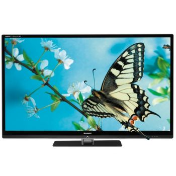 Sharp LC60LE830X 60 inch 152cm 3D Quattron Full HD LED LCD TV