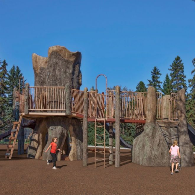 Today's Parent: 7 Edmonton Playgrounds You Need to Check Out!