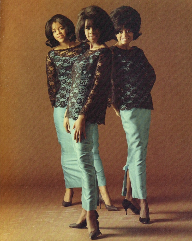 Diana Ross and the Supremes 1960s