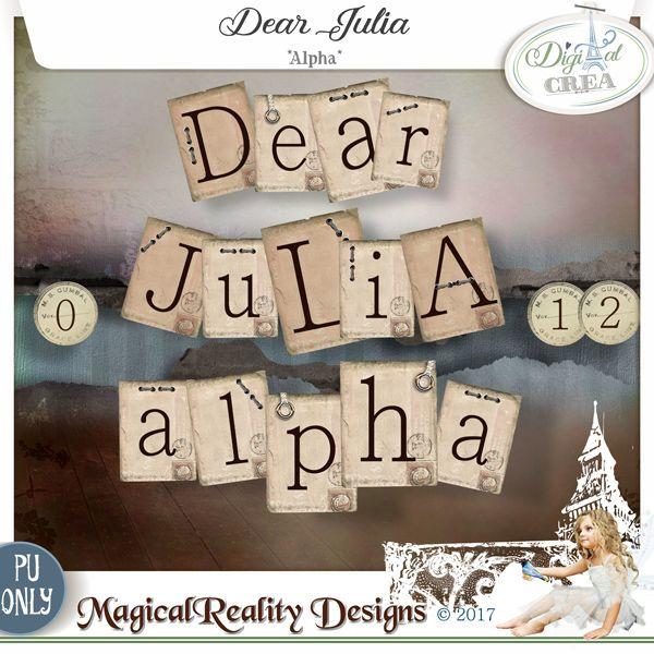 Dear Julia {Alpha}