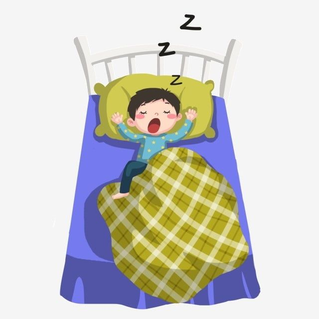 Dormire Dormire Buonanotte Sogni D Oro Addormentati Disegnati Letto File Png E Psd Per Download Gratuito Nel 2020 Bambini Che Dormono Disegni Bambini Immagini