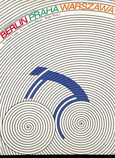 Poland Graphic Design Poster