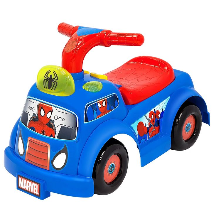 Ultimate Spider-Man Adventures Spidey Ride-On (Ages 1-3) for $12.73 at Amazon #LavaHot http://www.lavahotdeals.com/us/cheap/ultimate-spider-man-adventures-spidey-ride-ages-1/208534?utm_source=pinterest&utm_medium=rss&utm_campaign=at_lavahotdealsus