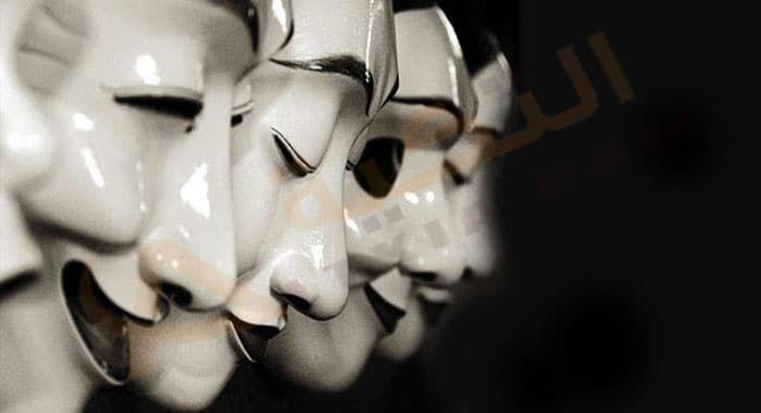 تفسير حلم رؤية المنافق في المنام معنى المنافق في الحلم للعزباء والمتزوجة والرجل دلالات المنافق يضحك رؤيا النفاق والخد Halloween Face Makeup Face Makeup Face