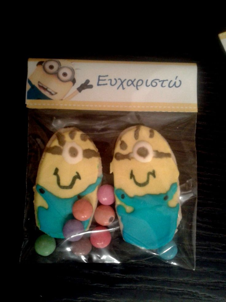 minion favors