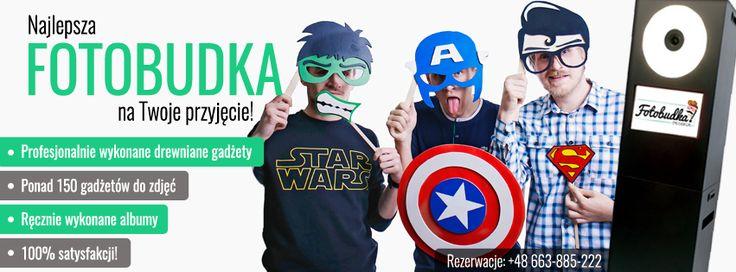 Fotobudka Epic Events :)   #fotobudka #superheros #capitanameryka #superman #hulk #wesele  www.epic-events.pl