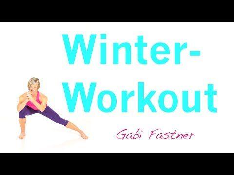 24 min. Winter Workout ohne Hilfsmittel – YouTube – müller