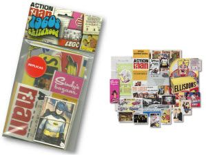 EYFS KS1 KS2 teaching resources - The Sixties Memorabilia pack - 1960s Childhood - KS2 history topic - Free UK postage