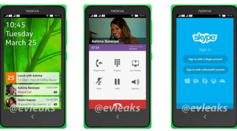 Nokia Normandy leaks running Android Kit Kat, hints at dual SIM device