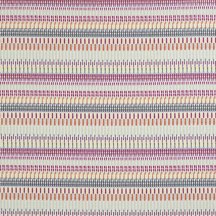 Warwick Fabrics : TALLINN, Colour ROSE