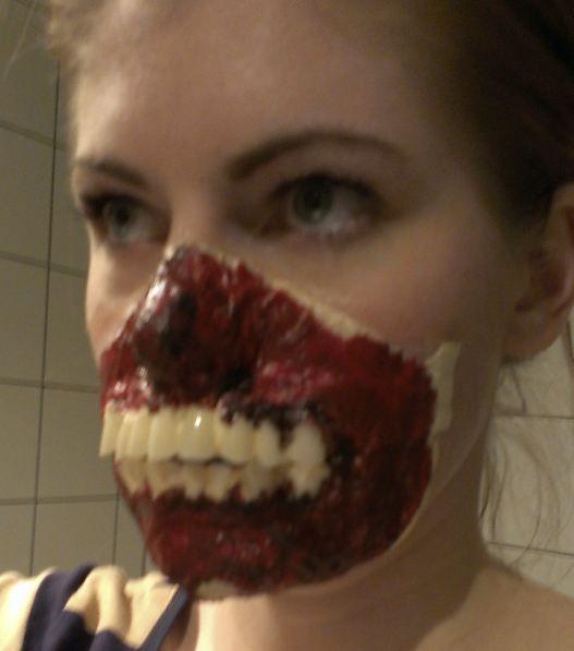 91 best Halloween Makeup images on Pinterest | Halloween makeup ...