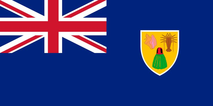 Flag of the Turks and Caicos Islands - Turks and Caicos Islands - Wikipedia, the free encyclopedia
