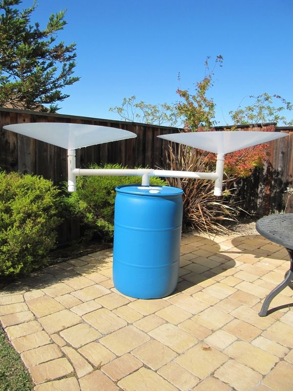 253 best images about rain water collection on pinterest for How to build a rainwater collection system