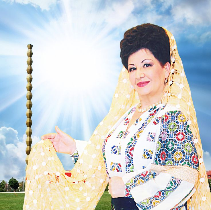 Renowned Romanian traditional folk music singer POLINA MANOILA lets you know that on the 24th and 25th of June 2016 Romania celebrates the International Day of the Romanian IA with a wonderful festival that takes place in Constantin Brancusi's village, Hobita, Gorj county.