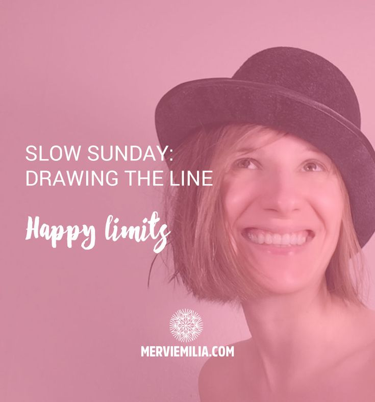 Learn how to set limits and draw the line in order to de-stress, focus and stop stretching yourself thin.