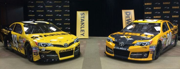 JGR unveils wrap video of Matt Kenseth's new DeWalt car | Tireball NASCAR News, Rumors, Gossip and Opinions