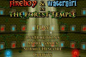 Play Fireboy And Watergirl 6, online, prehacked Games