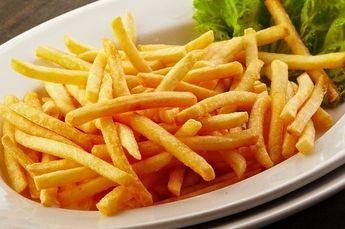 Хрустящий картофель фри без капли жира. Готовится на раз, два, три! - Вільний Подих