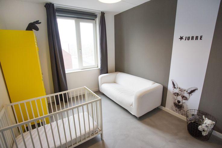 Interieuradvies kinderkamer 2 - Stadsvilla Zwolle