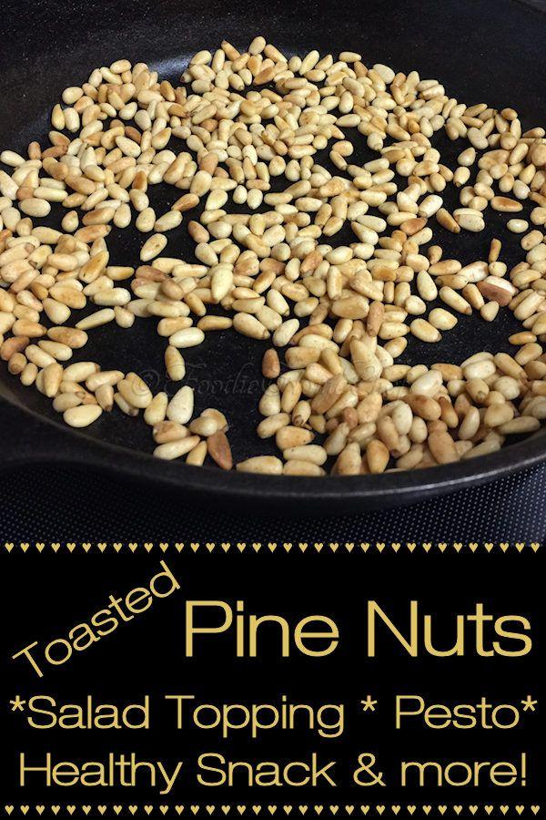 Toasted Pine Nuts Toasted Pine Nuts Pine Nuts Salad Snacks