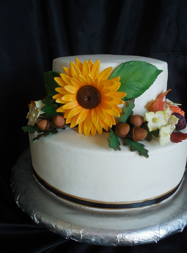 578 best images about Autumn Cakes on Pinterest | Best ...