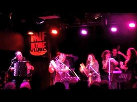 Pizzica di Taurisano - encardia & enza magnolo @ half note jazz club