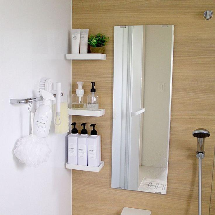寒い時期はお風呂でリラックス!お風呂のインテリアコーディネート集 ... まずはきれいに整理!
