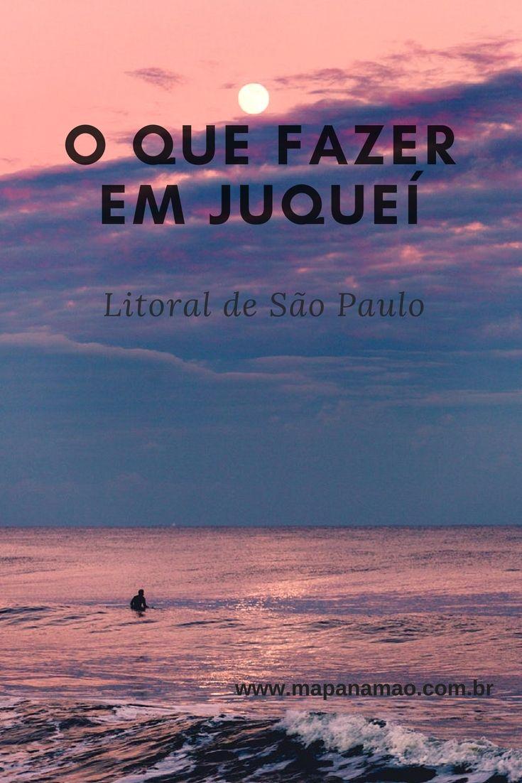 Veja aqui o que fazer em Juquehy ou Juquei, no litoral norte de São Paulo e divirta-se!