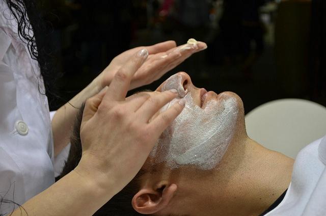 Beauty Treatments in International Fair by Juliette Armand, via Flickr
