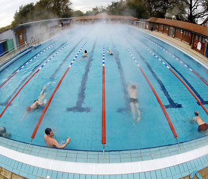 76 Best Uk Lidos Images On Pinterest Swimming Pools