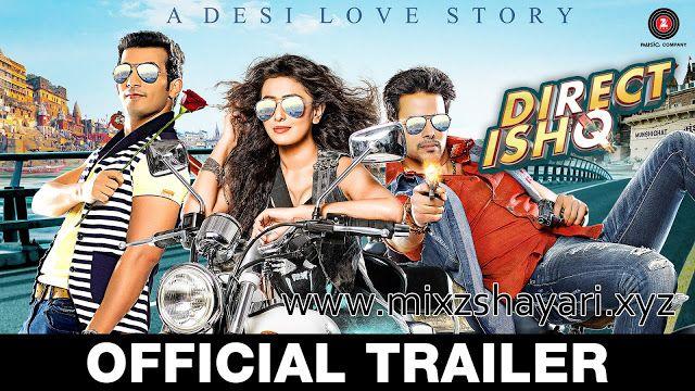 Direct Ishq - Official Trailer - Rajniesh Duggall, Nidhi Subbaiah & Arjun Bijlani - MixzShayari