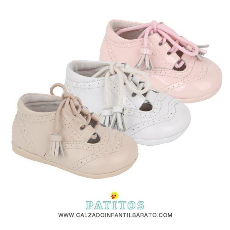 Un básico que no te puede faltar, los #inglesitos en piel son adecuados para todas las ocasiones   15€ www.calzadoinfantilbarato.com