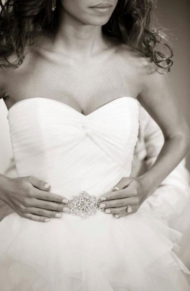 Alita Graham - Wedding Dress - New York Wedding http://caratsandcake.com/thezobels