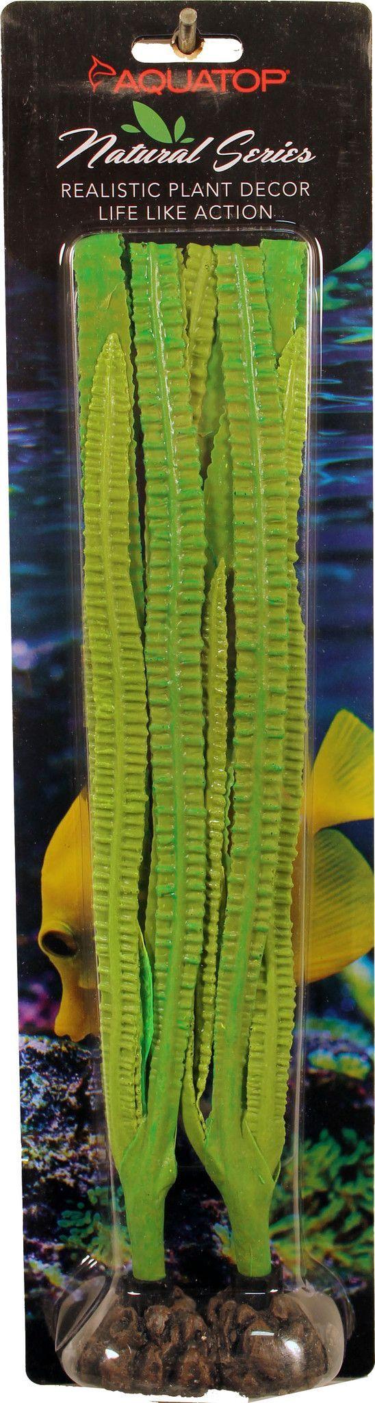 Silicone Aquarium Plant Vallisneria