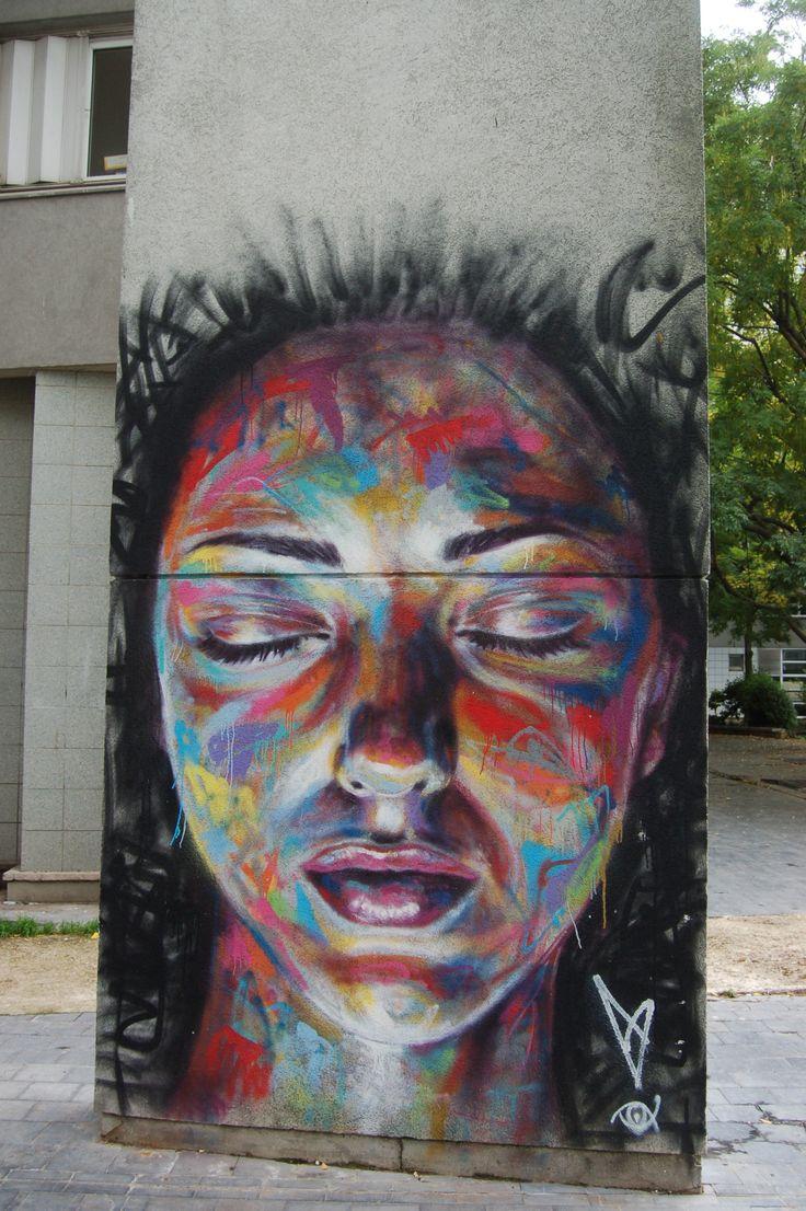Alice Pasquini - Are you an #artist ? Visit http://www.artystas.com #art #arte #artystas