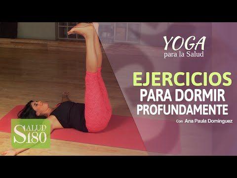 Posturas de Yoga para antes de dormir - TrasZENder - YouTube