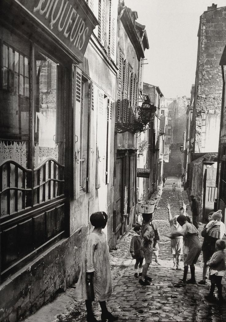 Paris ca1930, Belleville