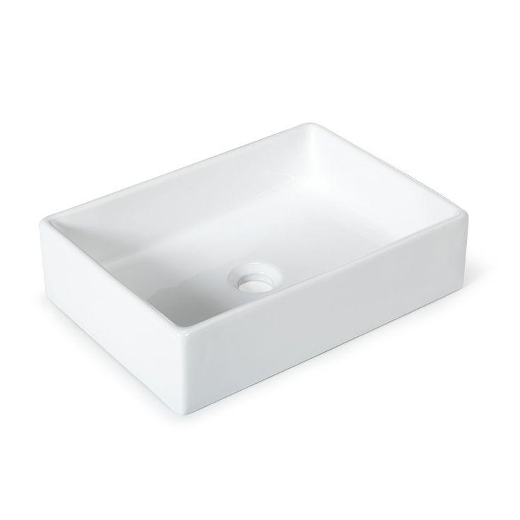 les 25 meilleures id 233 es de la cat 233 gorie vasque rectangulaire sur salle de bain 233 tage