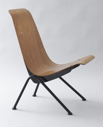 """Antony"" or ""Light"" Chair no. 356      			 Jean Prouvé (French, 1901–1984) my fav chair of all time."