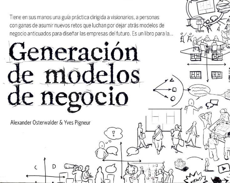 Generacion de modelos de negocio guille