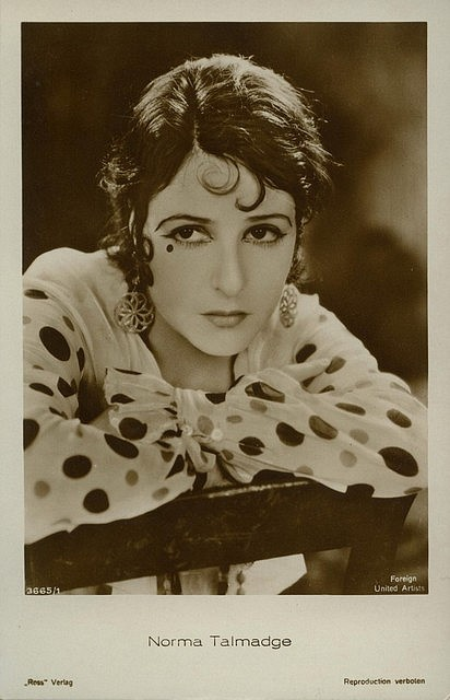 Norma Talmadge, The Woman Disputed, 1928