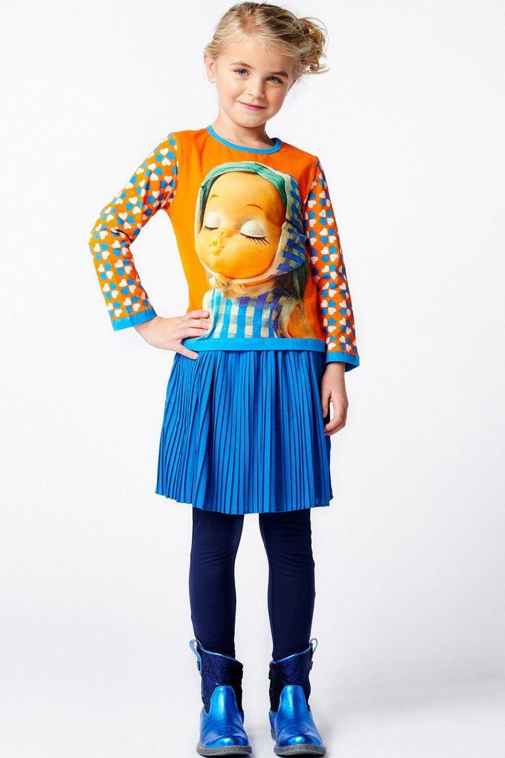 Shirt Mim-Pi winter 2016. Design by Popjes Art.