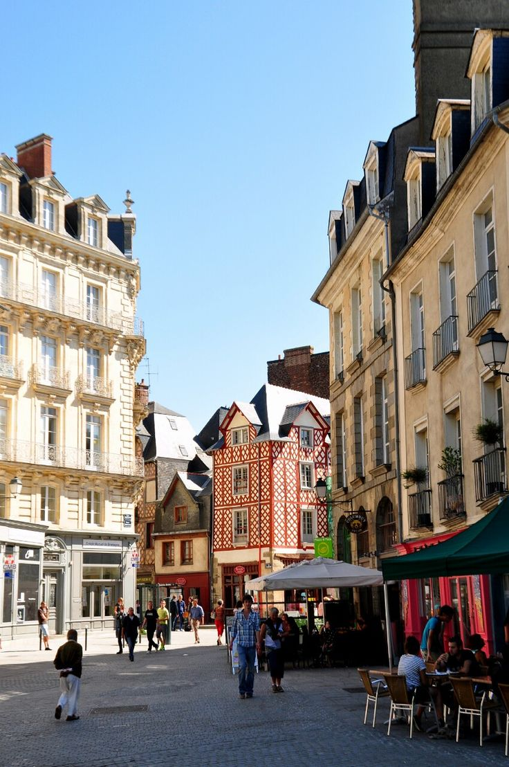 Rennes - Ille et Vilaine - Région #Bretagne - #France