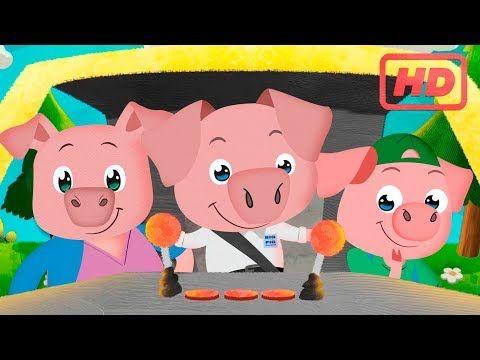Un Elefante Se Balanceaba - Canción Infantil - HeyKids - YouTube