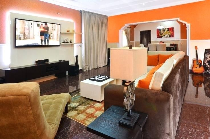 Fabulous Nigerian Home Decor 15 With Additional Small Home Decor Inspiration With Nigerian Stylish Living Room Colorful Living Room Design Living Room Designs